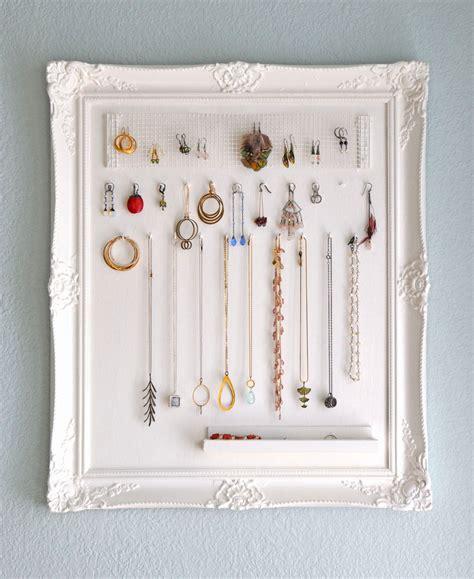 jewelry organization do it yourself jewelry storage
