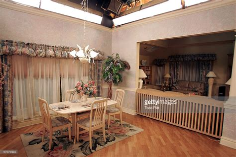 television set of hbo s sopranos getty images