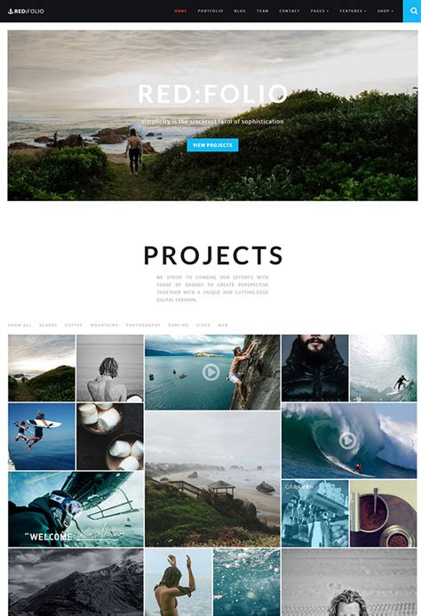 theme wordpress xone 15 killer one page portfolio wordpress themes web
