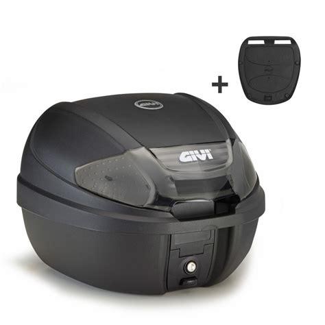 Limited Offer Box Givi E35 top box givi kawasaki versys 650 e300nt monolock black 163