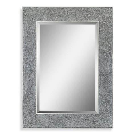bathroom mirror 30 x 40 buy ren wil 40 inch x 30 inch helena mirror from bed bath