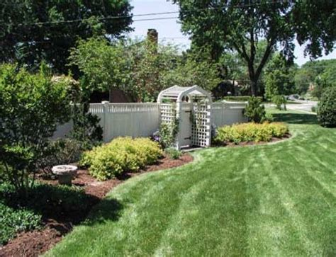 Landscape Pictures Residential Residential Landscape Pictures And Ideas