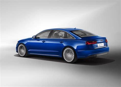 Audi A6 E Tron by Audi A6l E Tron L Hybride Rechargeable Pour La Chine