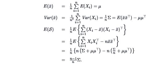 sle variance unbiased sle proof