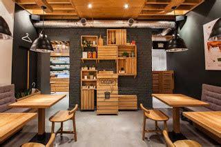design interior cafe dari bambu design interior casual restoran simple kumpulan desain