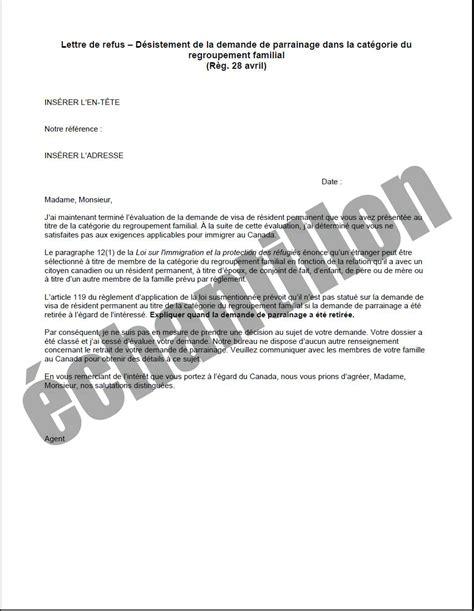 Lettre De Demande De Visa Canadien Exigences M 233 Dicales Formulaires Documents Et Mod 232 Les Connexes