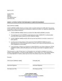 letter of intent to purchase business template free letter of intent to purchase business template free