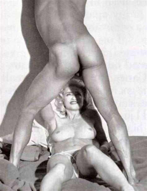 Madonnas hairy pussy
