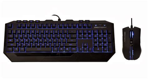 Gaming Keyboard by Top Cm Devastator Led Gaming Keyboard And Mouse