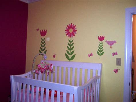 Best Nursery Wall Decals Baby Girl Designs Ideas Emerson Best Wall Decals For Nursery