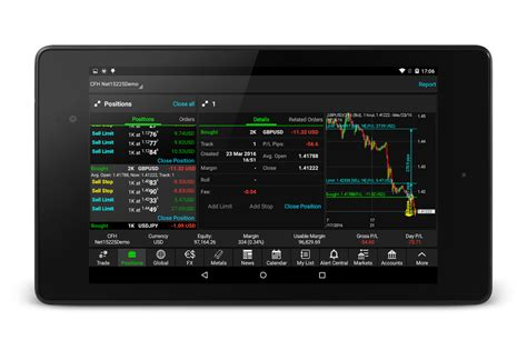 netdania mobile netdania global trader applications android sur play