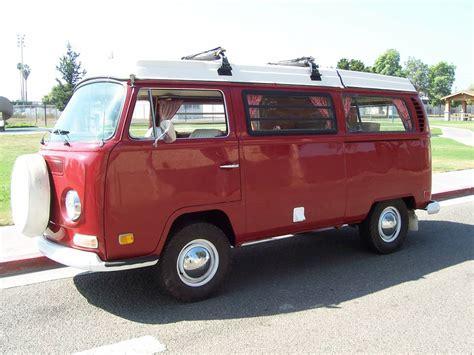 volkswagen microbus 1970 1970 vw bus cer westfalia for sale in cypress ca