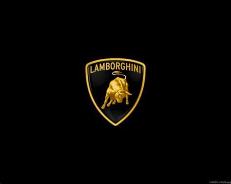 Lamborghini Symbol Wallpapers Lamborghini Logo Wallpapers Wallpaper Cave