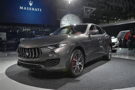 Maserati New York by New York 2016 Maserati Levante Gtspirit