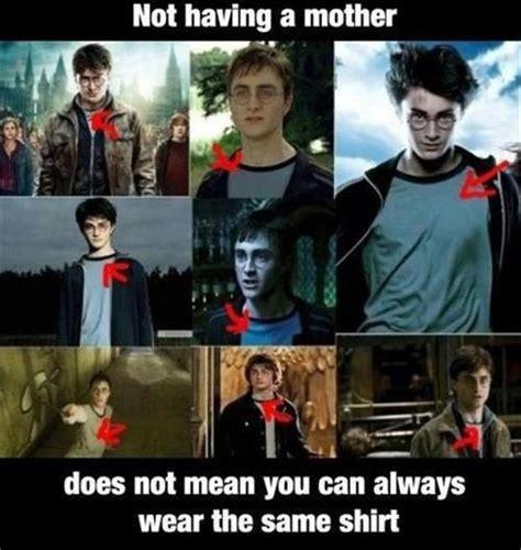 Same Shirt Meme - harry potter meme funny images jokes and more lols