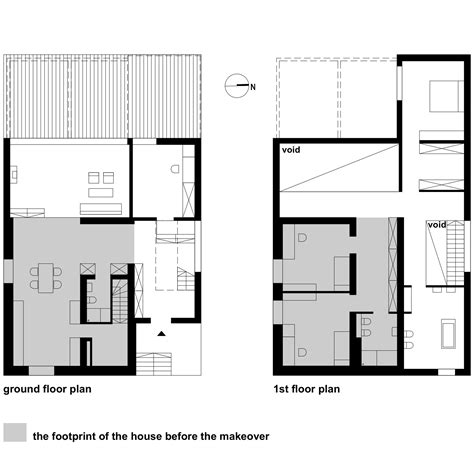 House Plans For View House gallery of black cube house kameleonlab 21