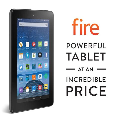 amazon tablet 2015 amazon fire tablet the awesomer