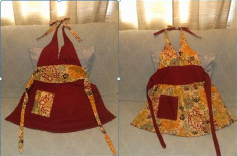 Handmade Aprons For Sale - pink dragonfly handmade aprons for sale just in time for