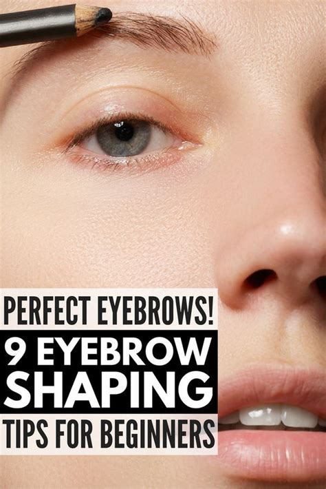 12 Tips On How To Pluck Your Eyebrows by 1000 Ideas About Plucking Eyebrows On