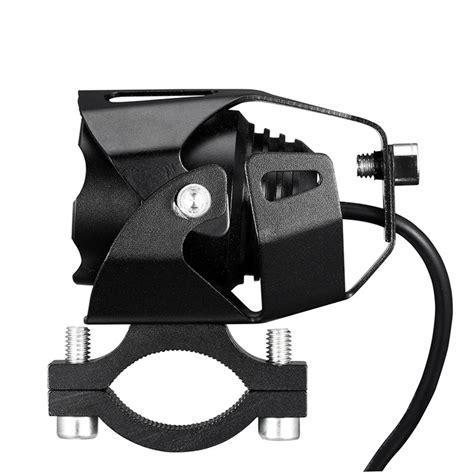 motorcycle spotlights 12 85v 1000lm cree t6 led headlight