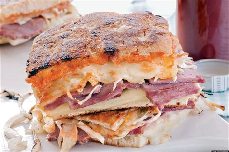reuben sandwich twists on the classic recipe photos huffpost