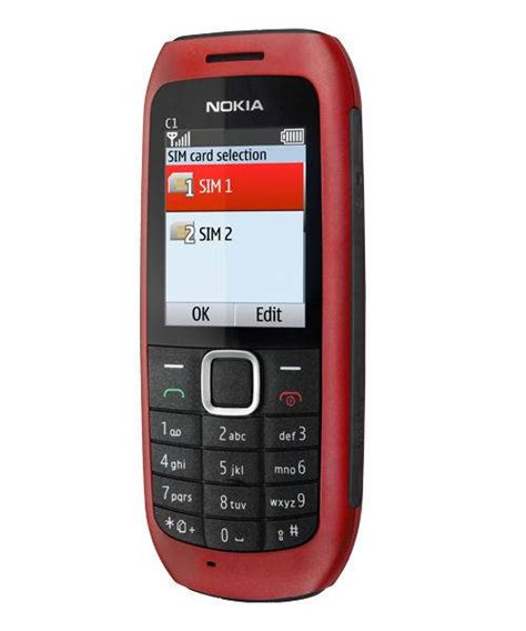 nokia c1 specifications nokia c1 mobile phone price in india specifications