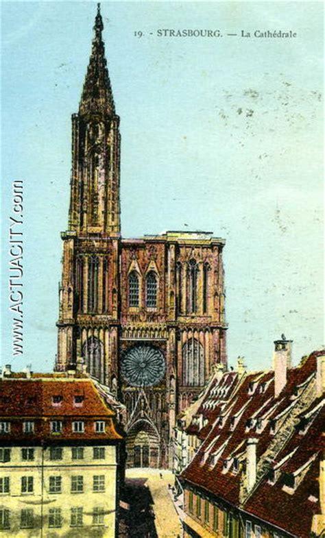 cartes postales anciennes de strasbourg 67000 actuacity