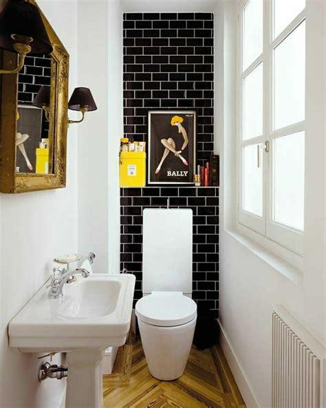 Schwarzes Badezimmer Dekorieren by 40 Erstaunliche Badezimmer Deko Ideen