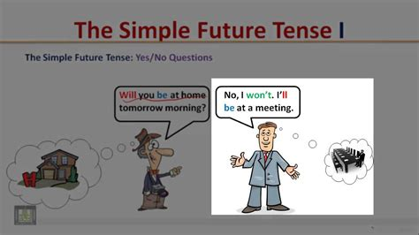 question of simple future tense contoh pola kalimat the simple future tense pada question