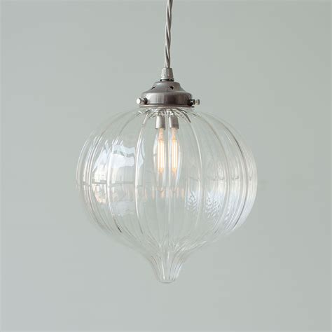 Polished Pendant Lighting Sparkling Glass Pendant Light Jim Pendant Lights