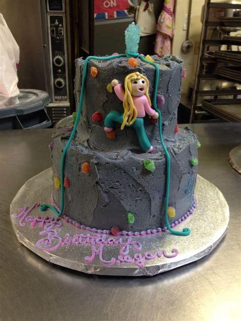 rock climbing wall cake   eat cake pinterest rocks rock climbing  climbing wall