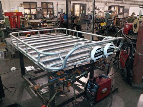 Conduit Roof Rack by Emt Conduit Roof Rack Build Page 3 Jeep Forum