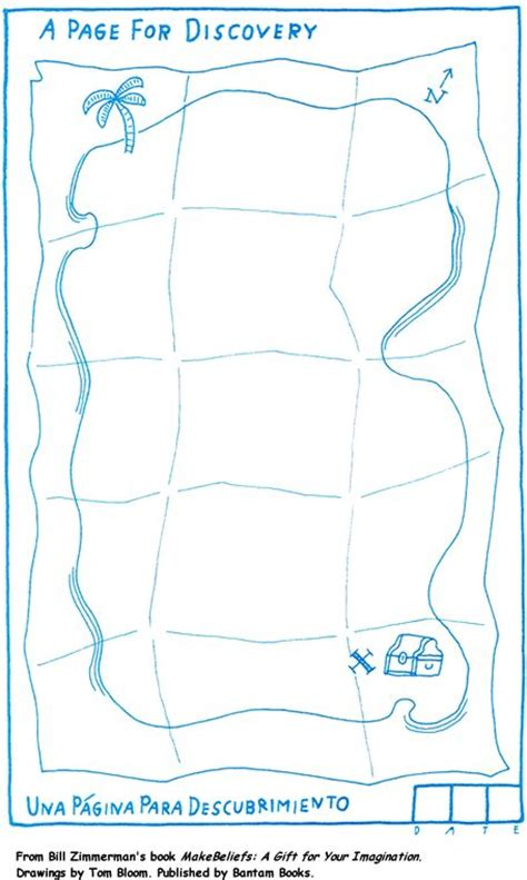scavenger hunt map template pages 4th birthday and scavenger hunts on