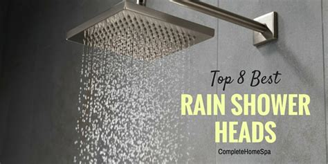 Decorating by Top 8 Best Rain Shower Heads Feb 2018