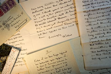 unl s jewell co edits book to reveal willa cather s letters news releases