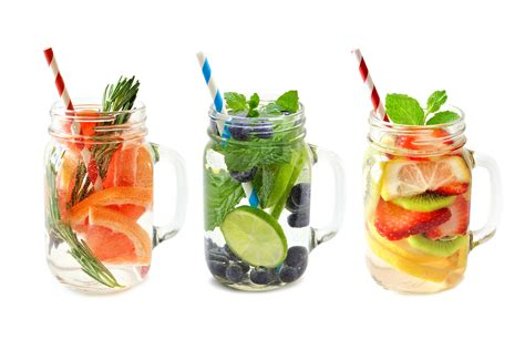 Types Of Detox Drinks by 9 Delicious Detox Water Recipes That Will You Wanting