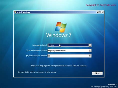 tutorial instal windows 7 ultimate 32 bit win7 ultimate 32 bit install freezes on first wizard