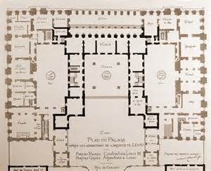 Floor Plan Versailles by Figure 44 Floor Plan Of Versailles Plans Pinterest