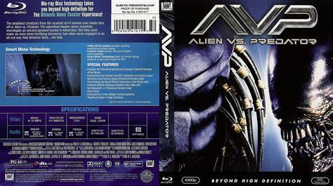 Bluray Ori The Predator covers box sk vs predator 2004 high quality