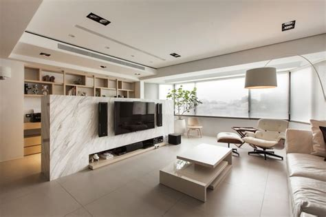 luxury apartment cknd love the marble room divider interior designing wonderful contemporary living room