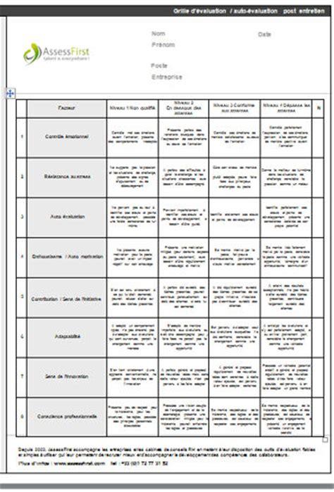 modele entretien individuel annuel document