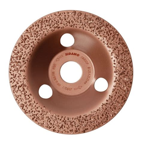 Disque A Poncer Le Beton 5687 by Assiette 224 Poncer Carbure Sidamo