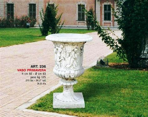 large planters italian planters marble vases marble