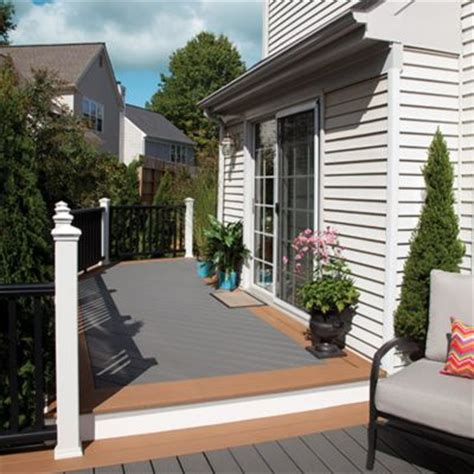 what to consider when designing a deck trex