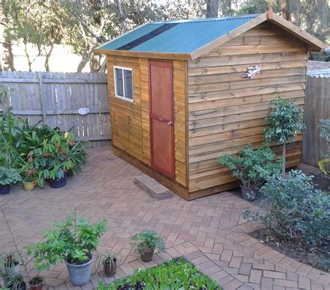 backyard storage sheds aarons outdoor living