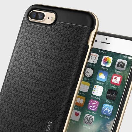 Spigen Hybrid Iphone 7 Plus Chagne Gold spigen neo hybrid iphone 7 plus chagne gold