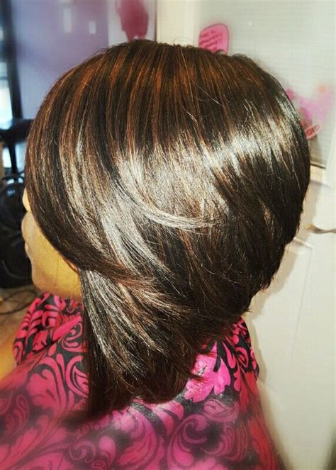 swing bob quick weave 17 best images about bangin bobs on pinterest feathered