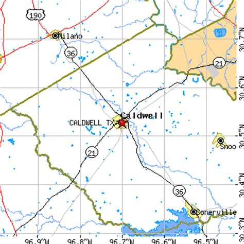 snook texas map caldwell texas tx population data races housing economy