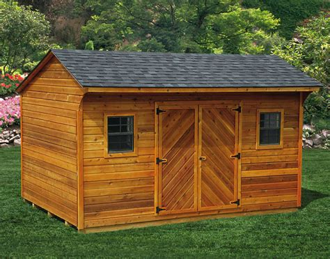 Backyard Wood Sheds by Build A Shed In Your Backyard Reap The Rewards Install