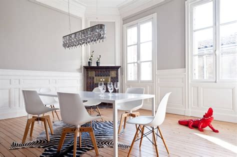 Table Salle A Manger Blanc Laqué 679 by 5 Id 233 Es Pour Int 233 Grer Des Meubles Anciens Dans Sa D 233 Co